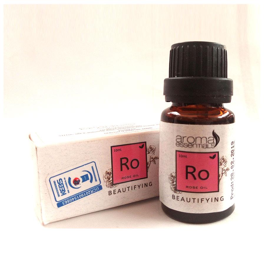 Aroma Essentials Rose Oil 10Ml #Arrooil