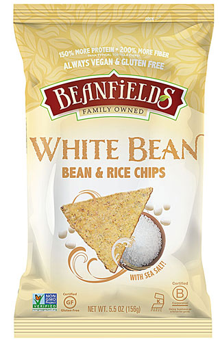 BEANFIELDS GLUTEN FREE WHITE BEAN & RICE CHIPS 5.5OZ(156G ...