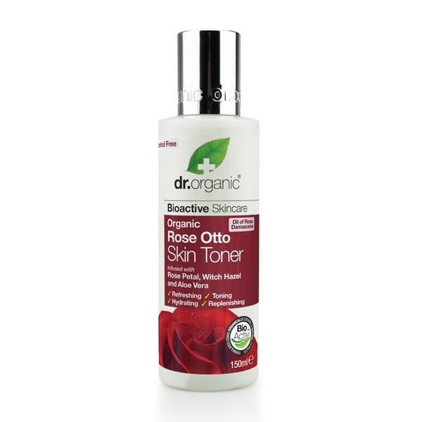 Dr Organic Rose Otto Skin Toner 150Ml
