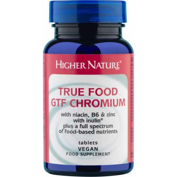 Higher N True Food Gtf Chrom.90'S