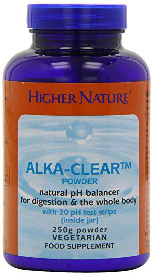 Higher N Alka-Clear Powder 250Gm