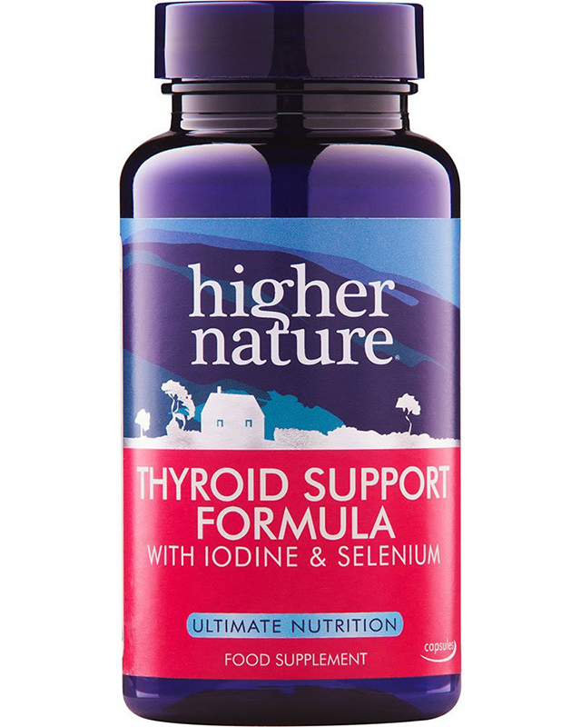 Higher N Thyroid Support Form 60Caps