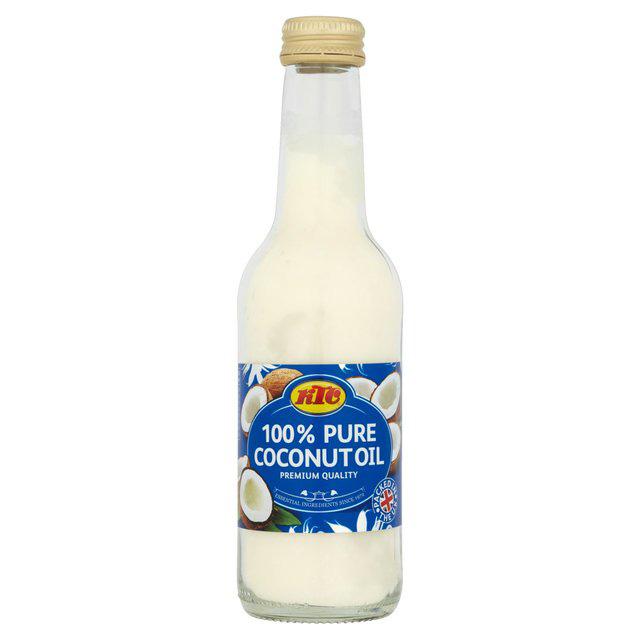 Ktc Coconut Oil 250Ml Unscented #1188