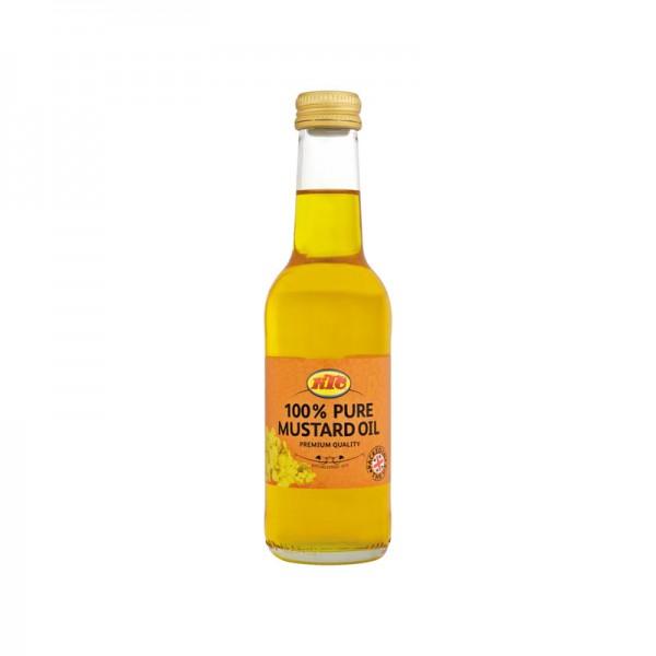 Ktc Mustard Oil 250Ml #1159