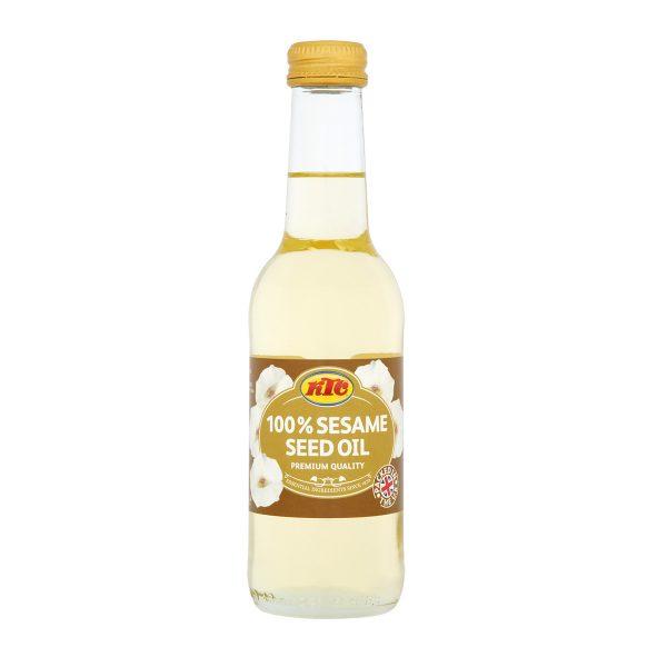Ktc Sesame Seed Oil 250Ml #Ktc1205