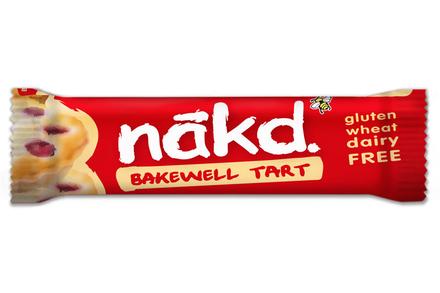 Nakd Bakewell Tart Bar 35Gm