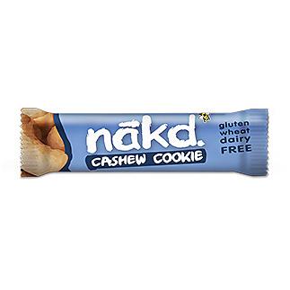 Nakd Gf Cashew Cookie Bar 35Gm#35Nkdgfcc