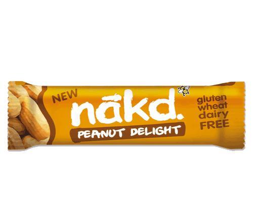 Nakd Peanut Delight Bar 35Gm #35Nkdgfpd