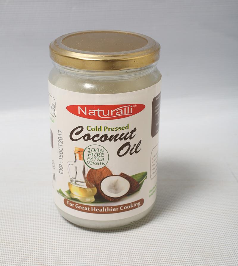 Naturalli Coconut Oil 300Ml