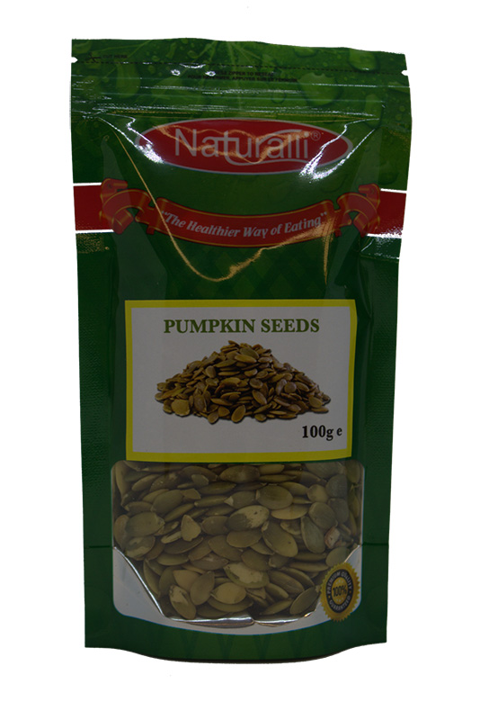 Naturalli Pumpkin Seeds 100G