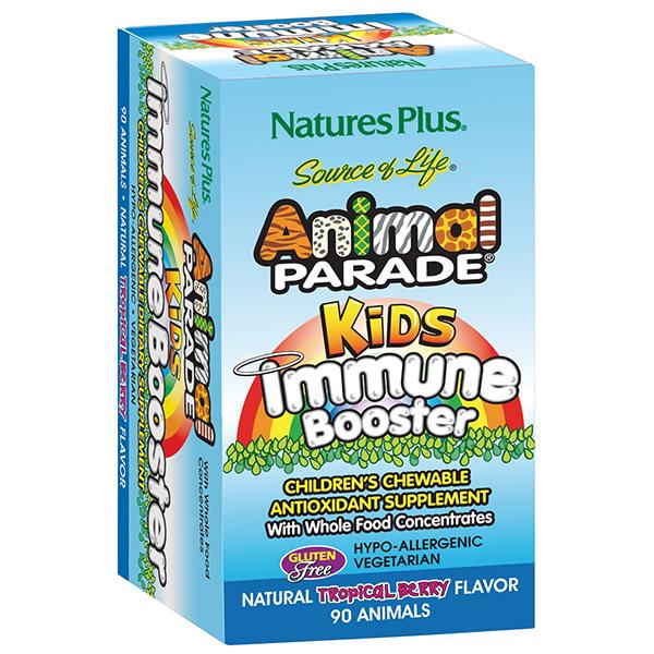 Natures Plus Kids Immune Booster 90Animals