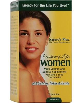 Natures Plus Women 60Tabs
