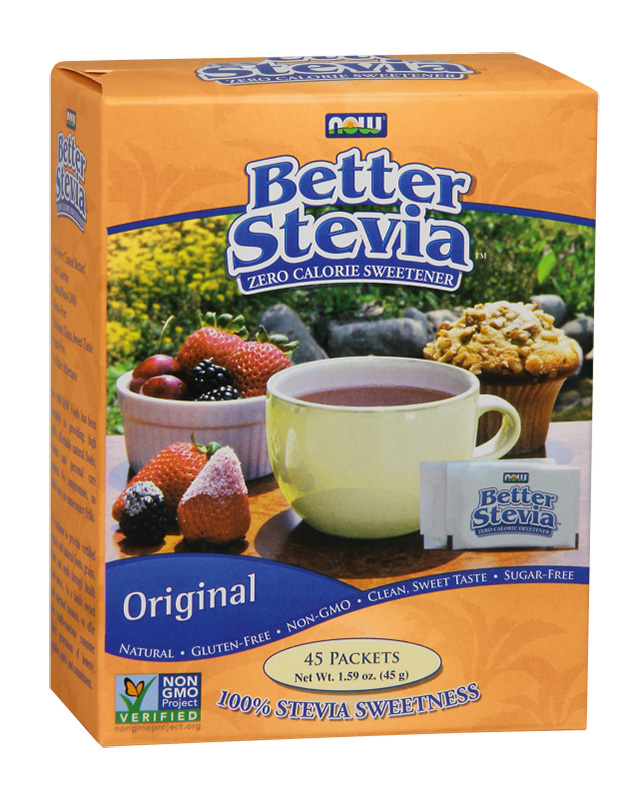 Now Stevia Extract 100Gm