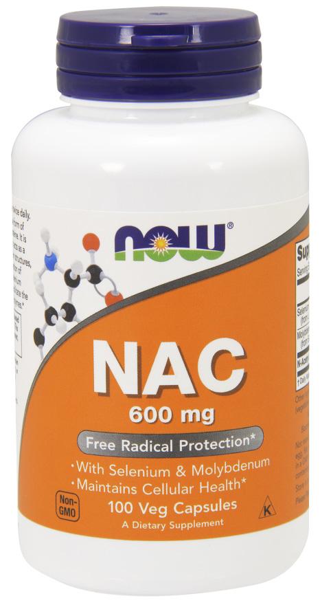 Now Nac 100Caps