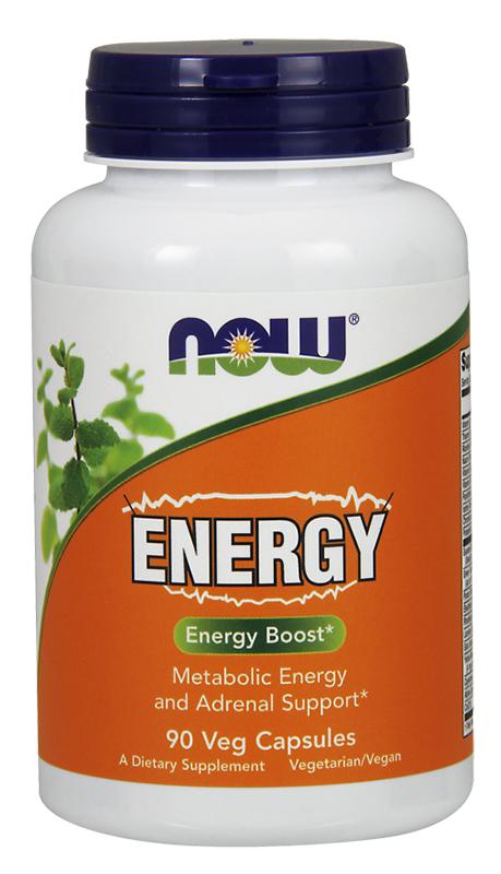 Now Energy Capsules 90'S