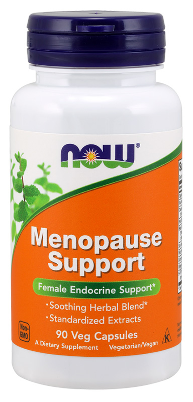 Now Menopause Support 90Caps