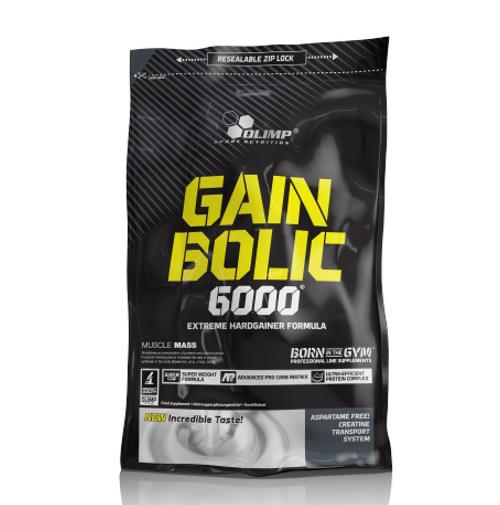 Olimp Gain Bolic Boost Choc 6000 1Kg 2.2Lbs