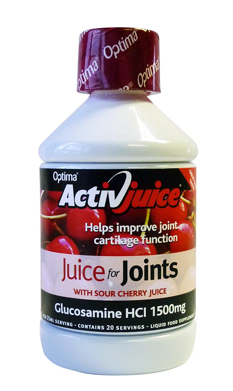 Optima Activjuice Sour Cherry 500Ml