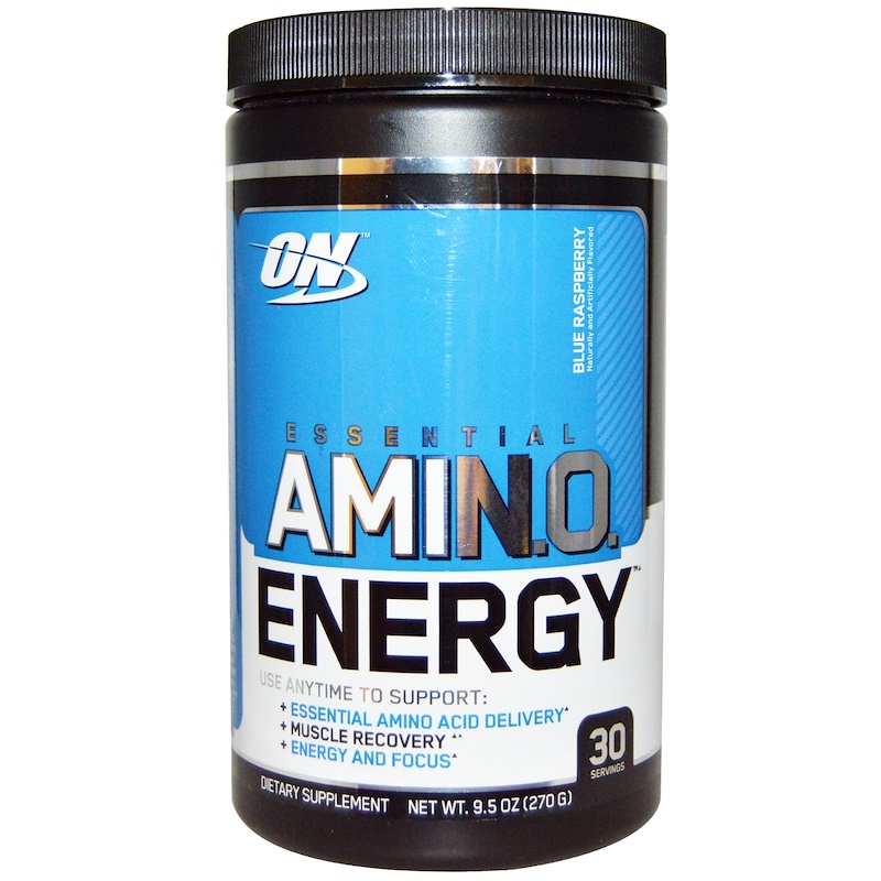 On Amino Energy Blue Raspberry 270G