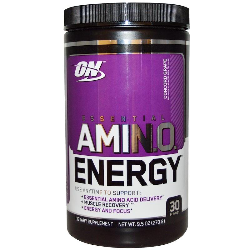 On Amino Energy Concord Grape 270G