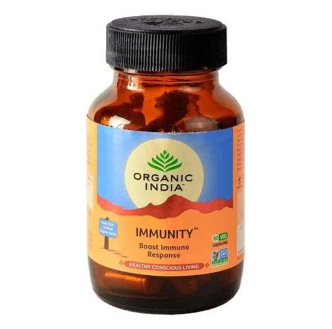 Organic India Immunity 60Caps