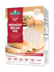 Orgran Gf Premium Bread Mix 450G
