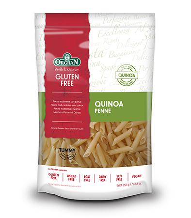 Orgran Multigrain Penne W Quinoa 250Gm