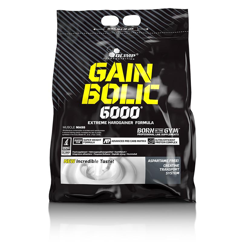 Olimp Gain Bolic Boost S/Berry 6000 1Kg 2.2Lbs