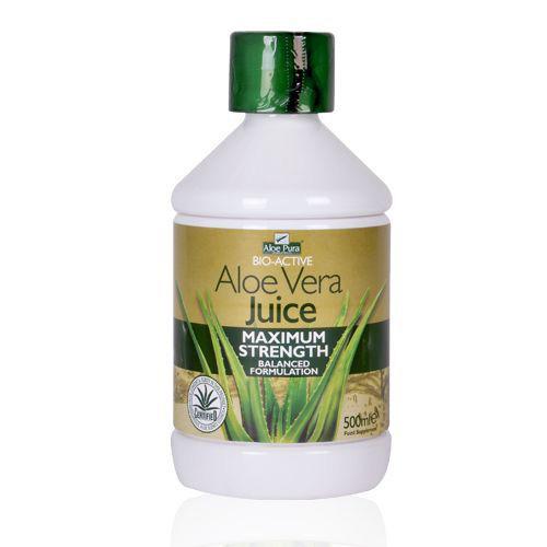 Optima Aloe Vera Juice 500Ml