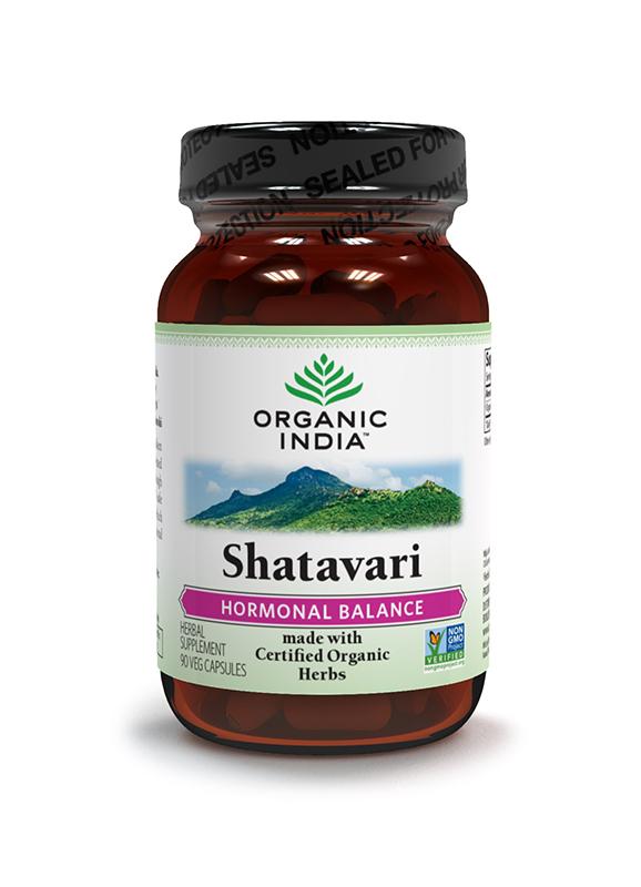Organic India Shatavari 60Caps