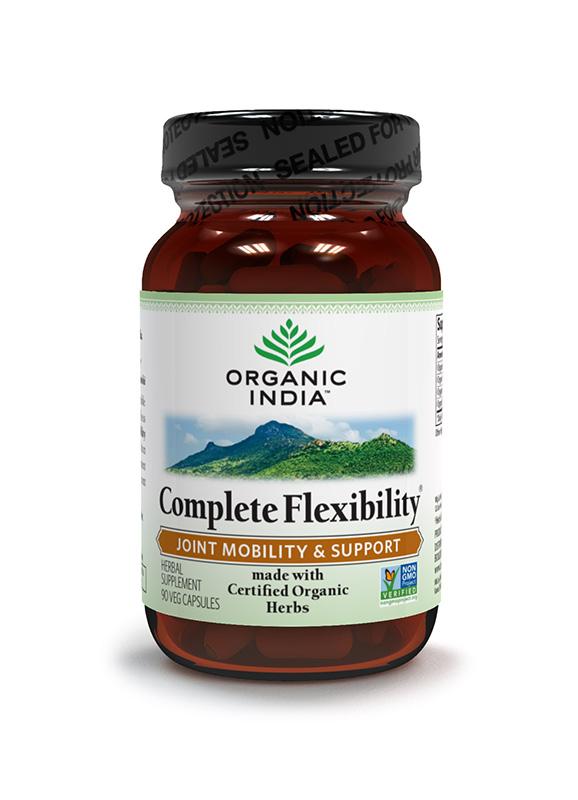 Organic India Flexibility 60Caps