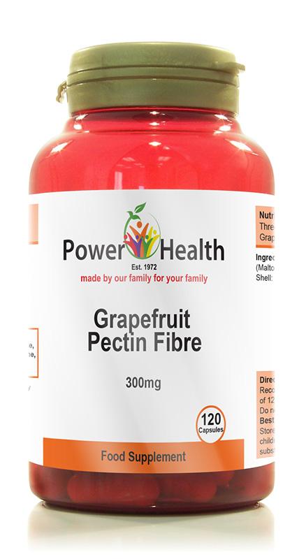 Power H G/Fruit Pectin Fiber 120'S