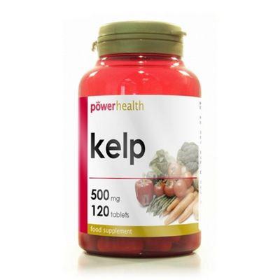 Power H Kelp 500Mg 120Tabs