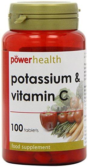 Power H Potassium 200 100'S