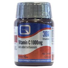 Quest Vitamin C 1000Mg 30'S/45'S
