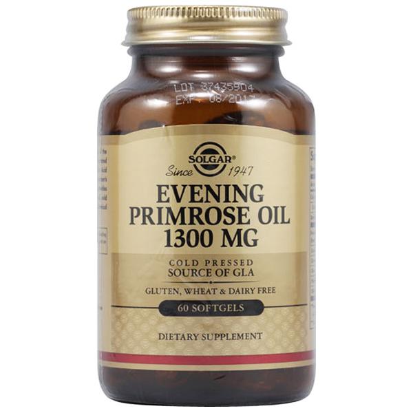 Solgar Evening Primrose Oil 1300Mg 60S