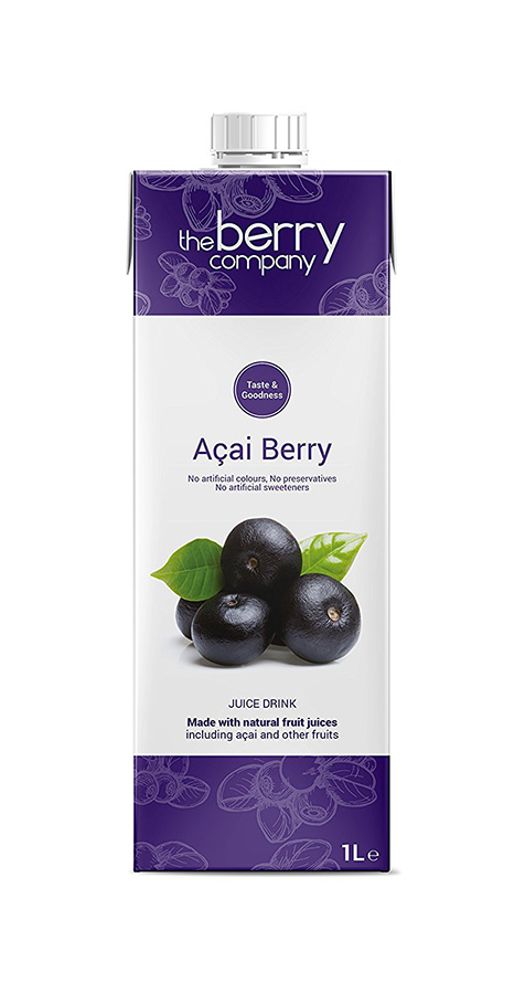 Tbc Acai Berry Juice Drink 1Ltr