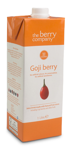 Tbc Goji Berry Juice Drink 1Ltr