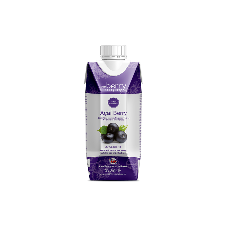Tbc Acai Berry Juice 330Ml