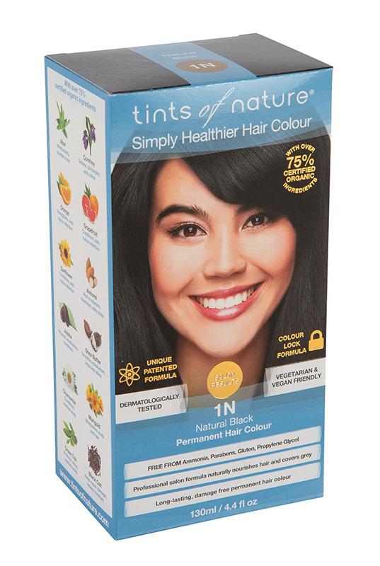 Tints 1N Natural Black Tn1Nex