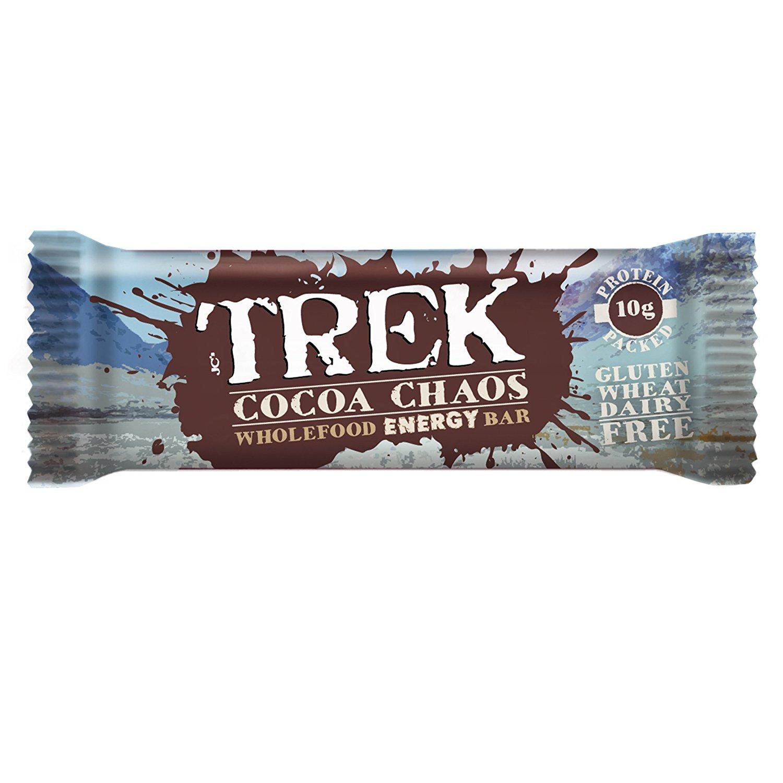 Trek Cocoa Chaos W/Food Energy Bar G/F 55G #55Trkcc