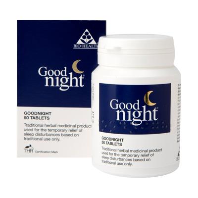 Bio H Good Night 50S