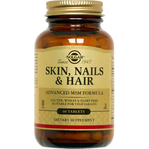 Solgar Skin Nails & Hair 60'S