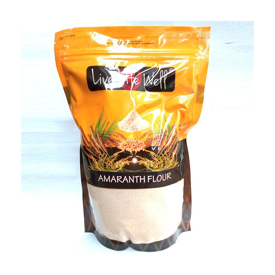Live Life W Amaranth Flour 750G
