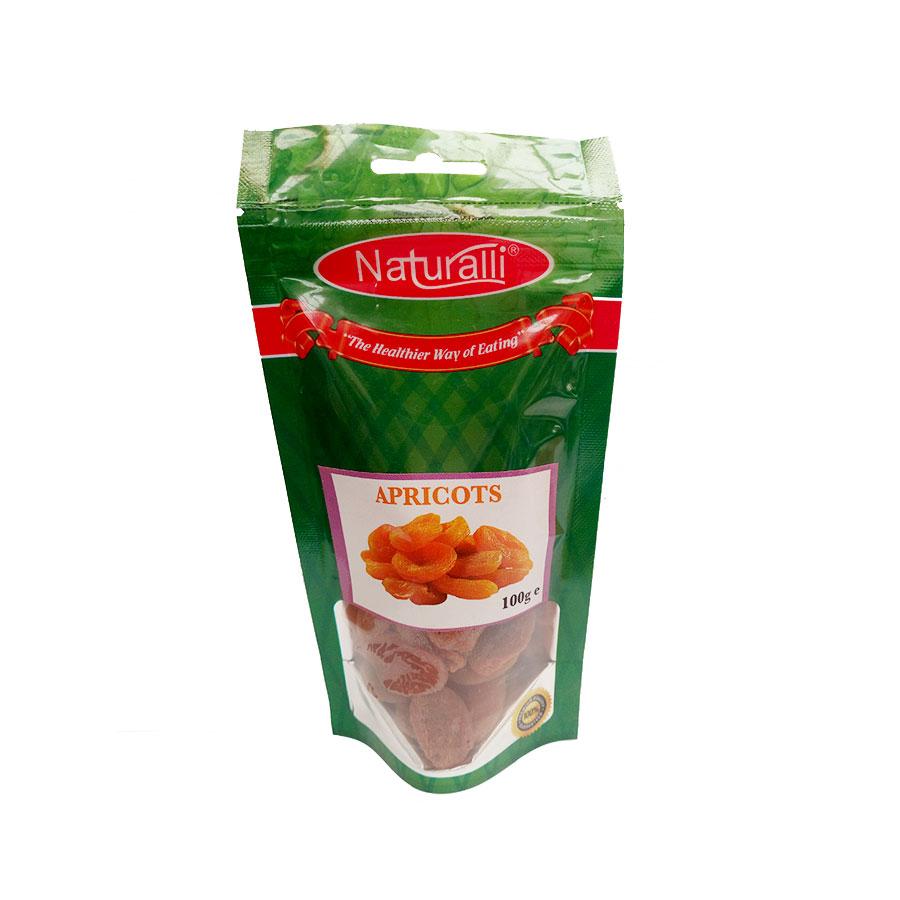 Naturalli Apricots 100G