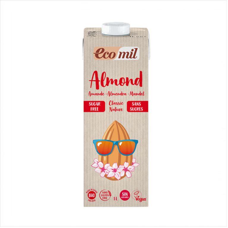 ECOMIL-ALMOND-MILK-CLASSIC-NATURE-SFREE-1L
