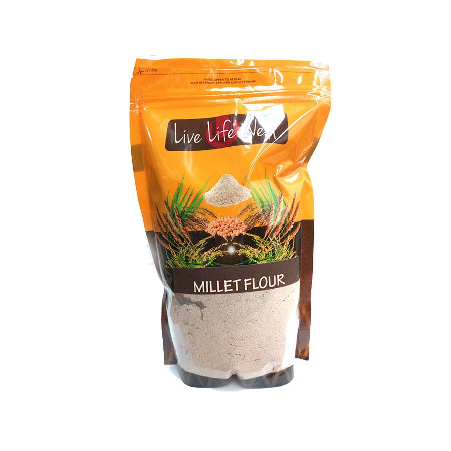 Live Life W Millet Flour 750G