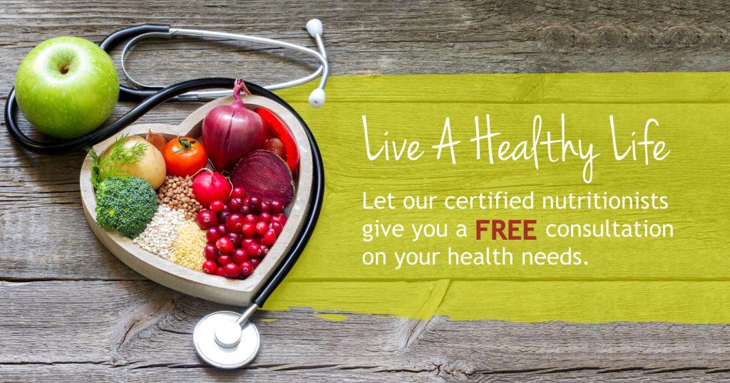 Live a Healthy Life