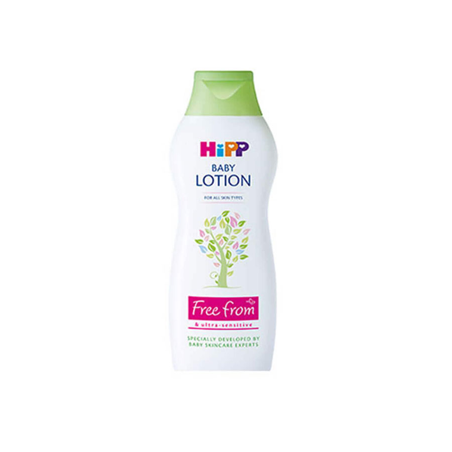 Hipp Org Baby Lotion 350Ml