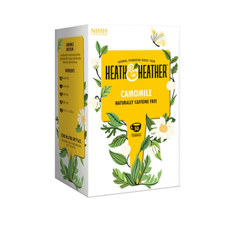 Heath-Heather-CAMOMILE-TEA-50'S